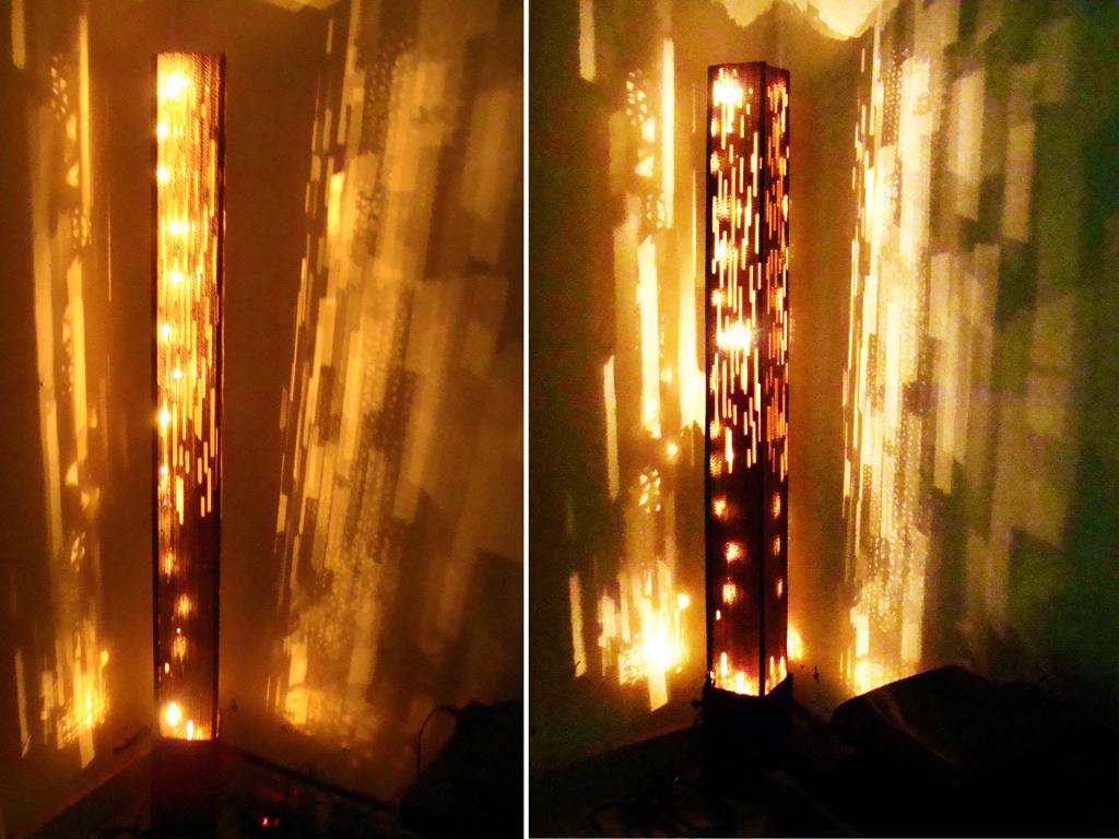 Porus Lamp