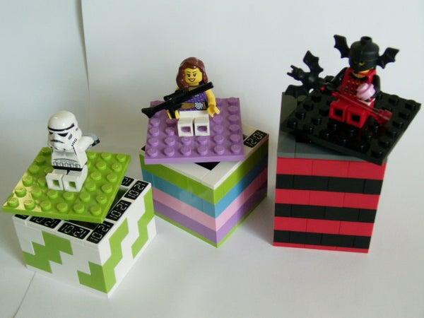 LEGO Parts Container