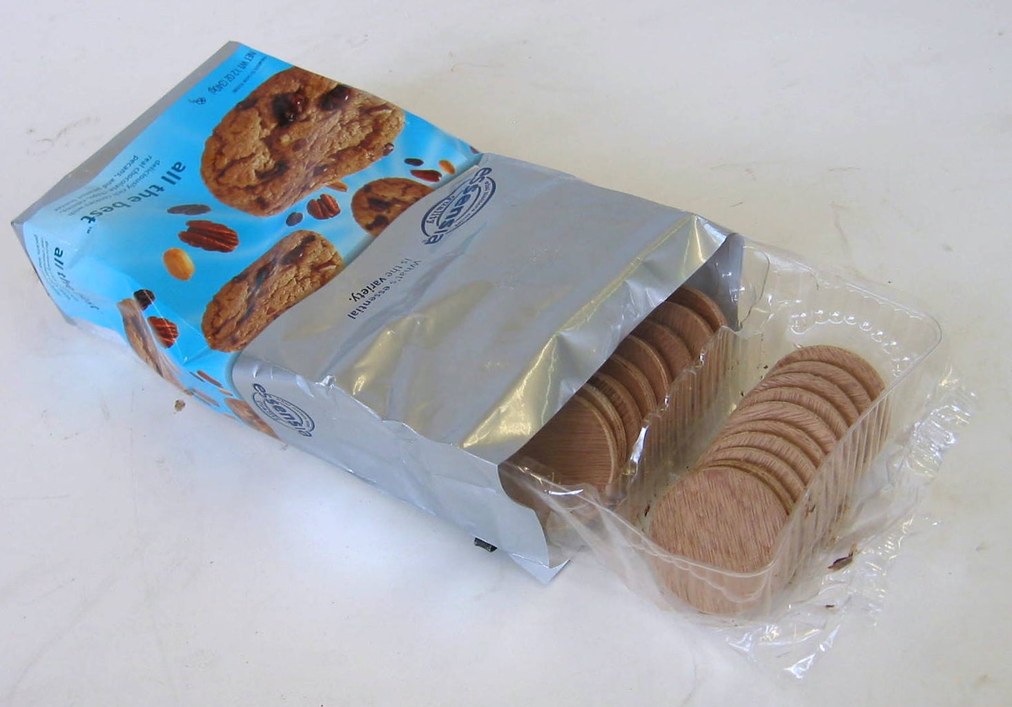 Enjoy Your Wooden Cookies