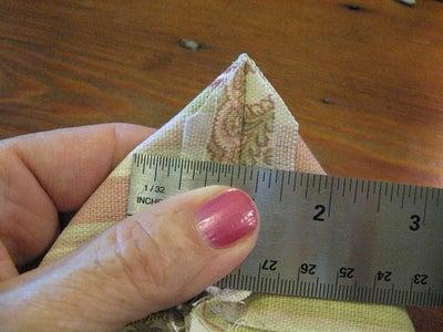 Sew the Diagonals