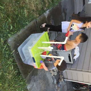 Water Table, for the Kids