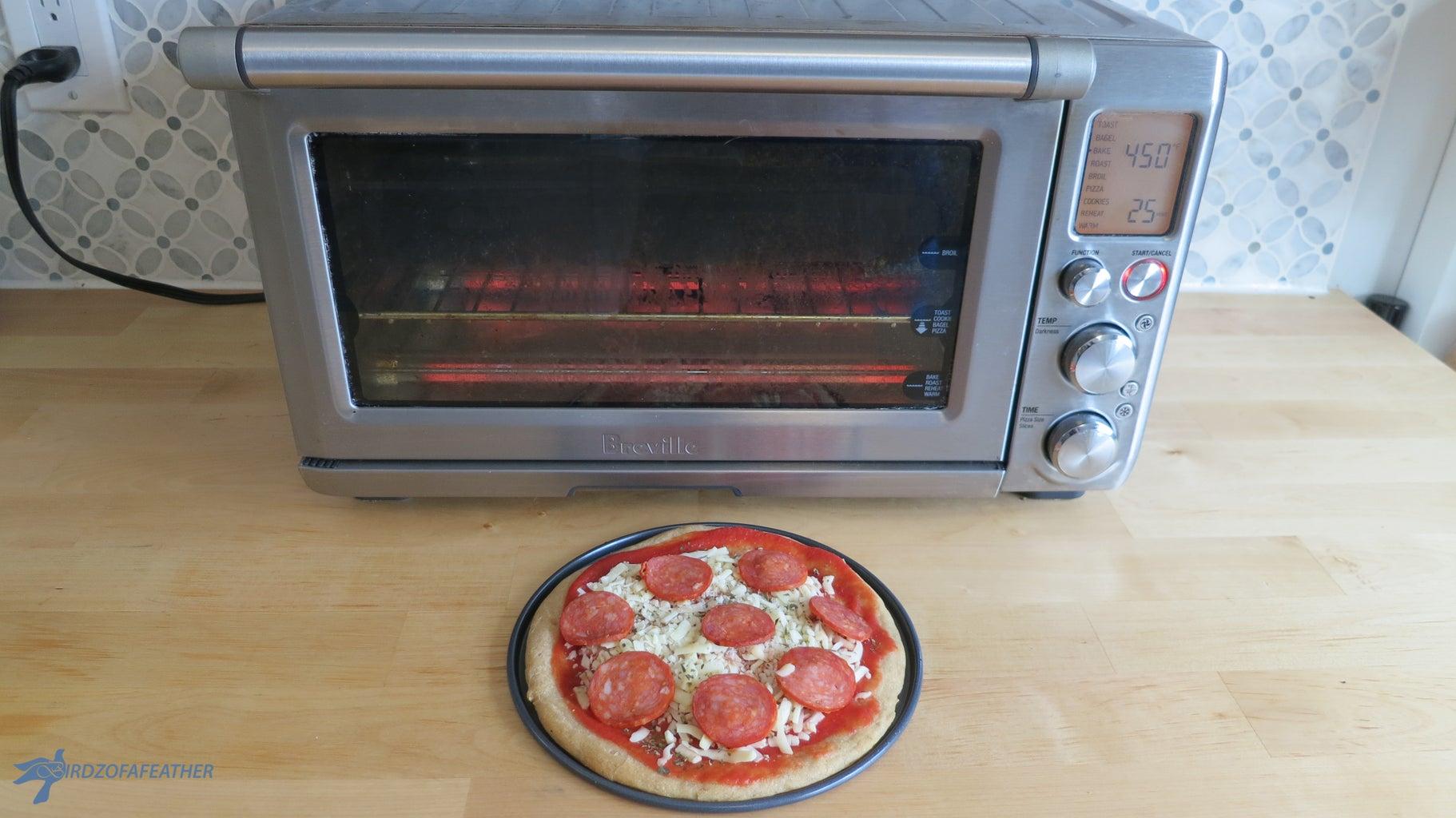 Bake Singles in Toaster Oven