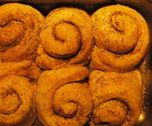 How to Make Cinnamon Swirls.