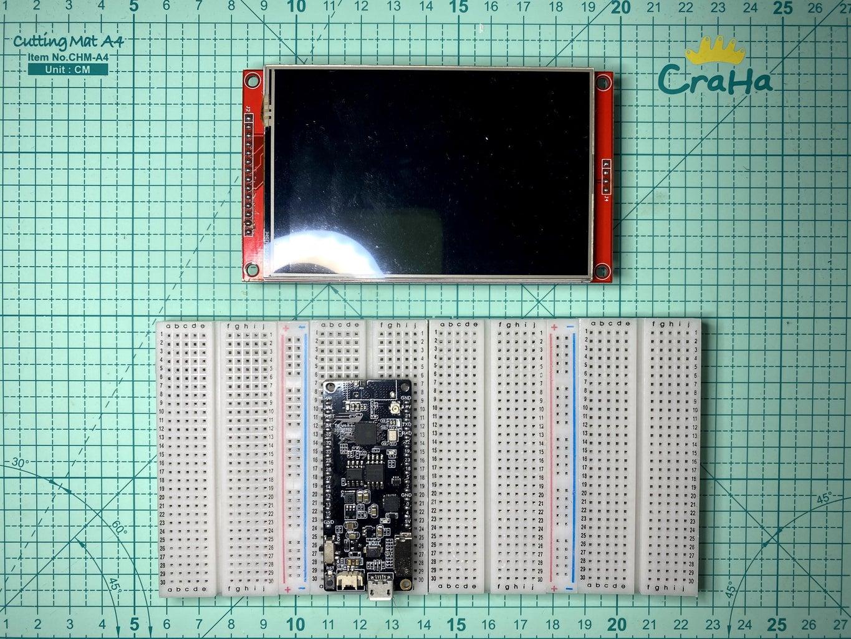 TTGO T8 V1.7 Patch