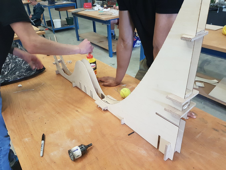 Materialen, Tools En Skills