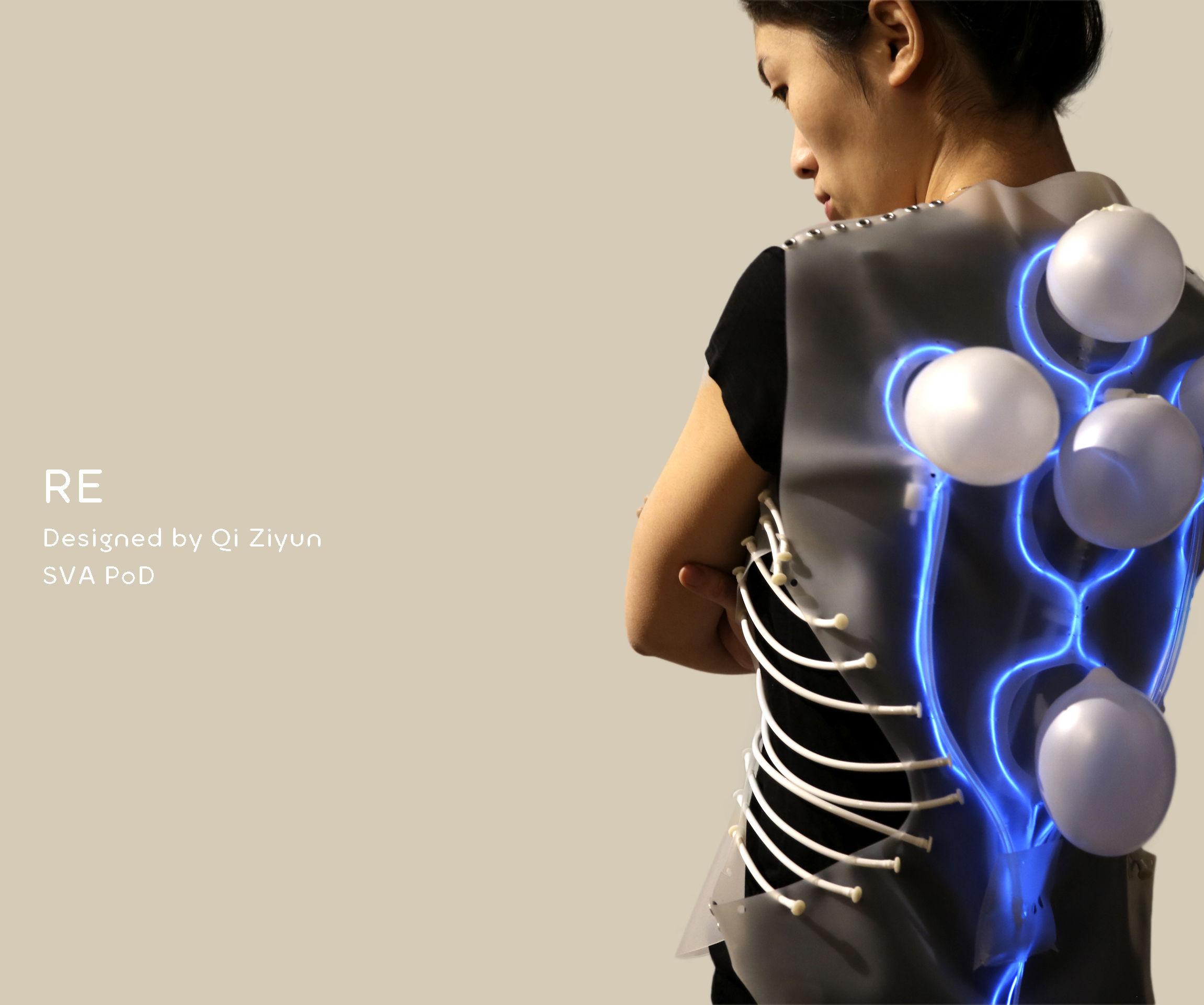 RE-Inflatable Vest