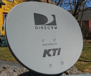 April Fool's Satellite Reception Improvement