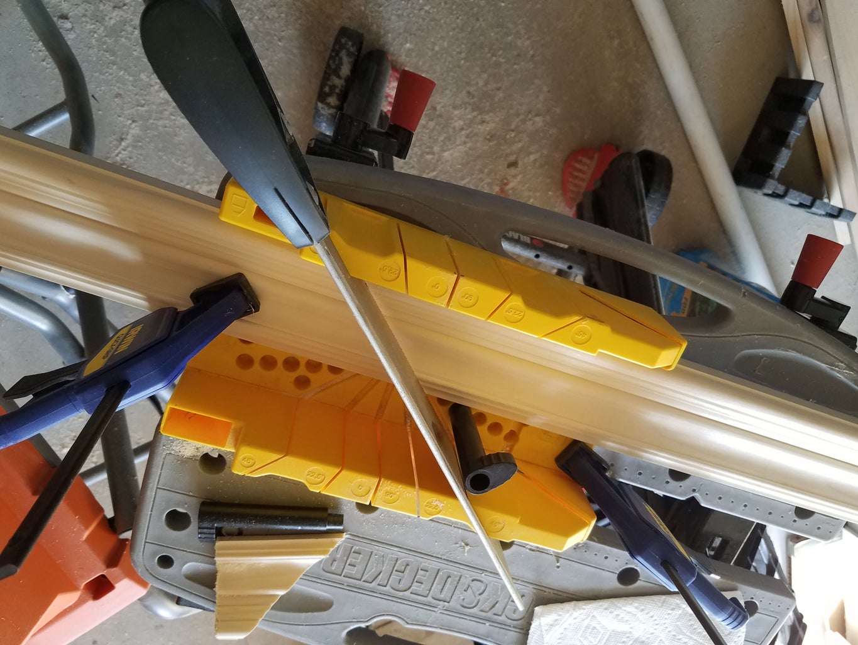 Cut the Molding
