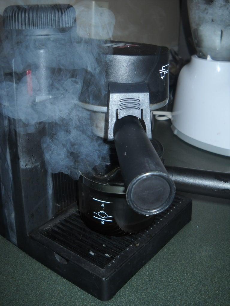 Start the Espresso