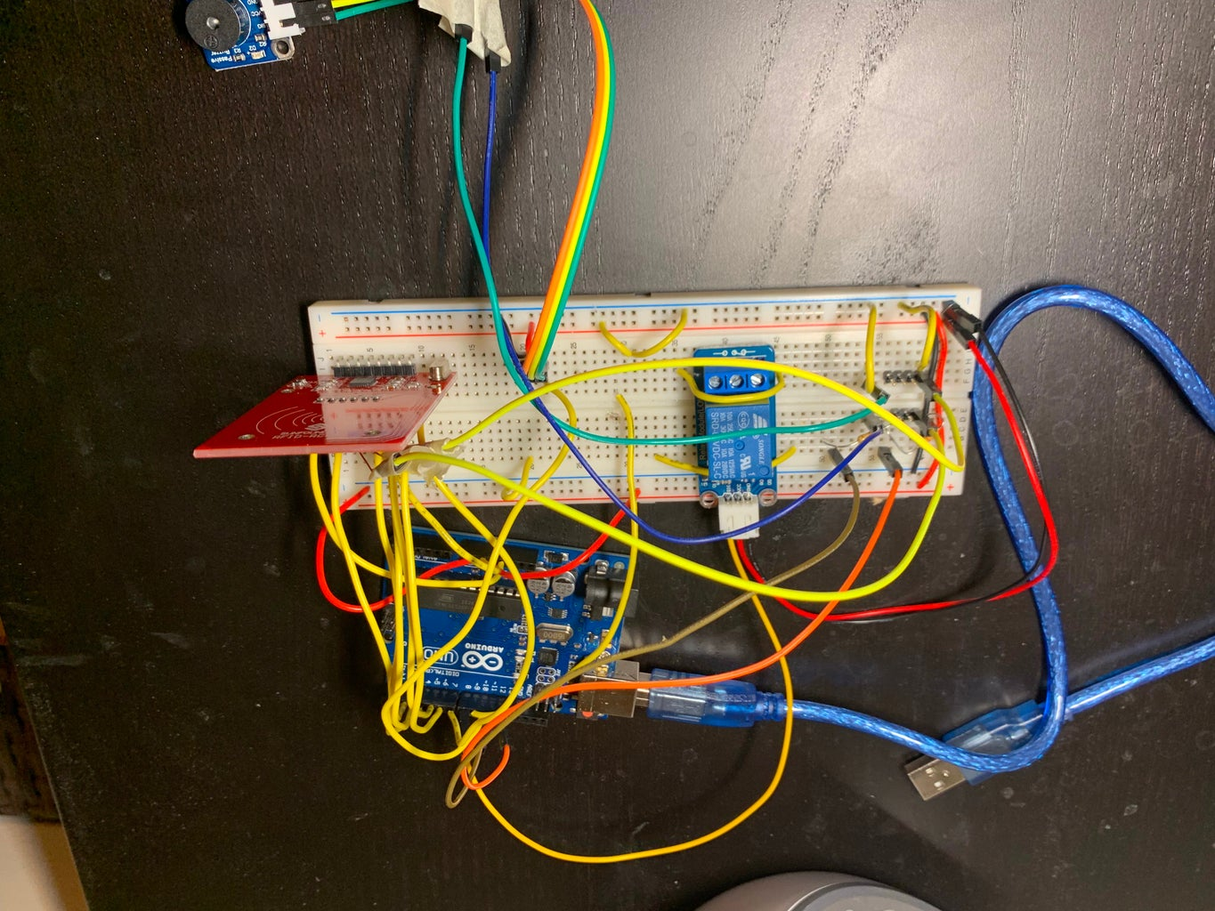 Wiring Connections
