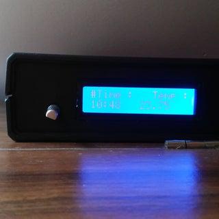 Arduino Aquarium LED Controller