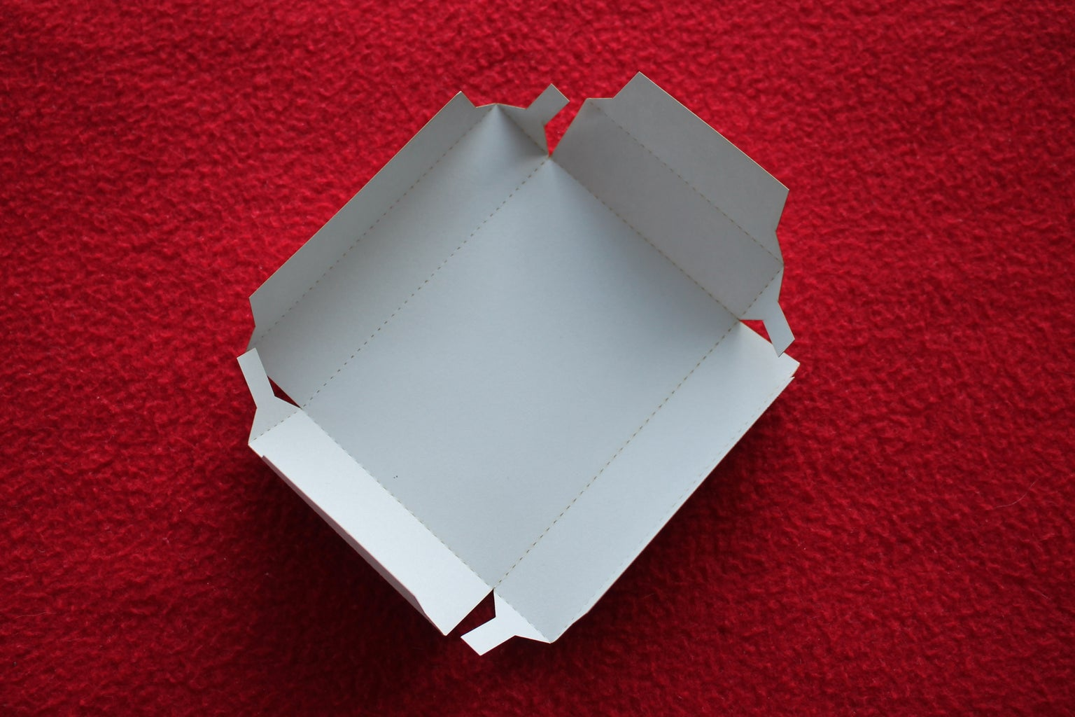 Build the Box Bottom