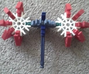 K'nex Frag Grenade (based Off Idea by the Inventor)