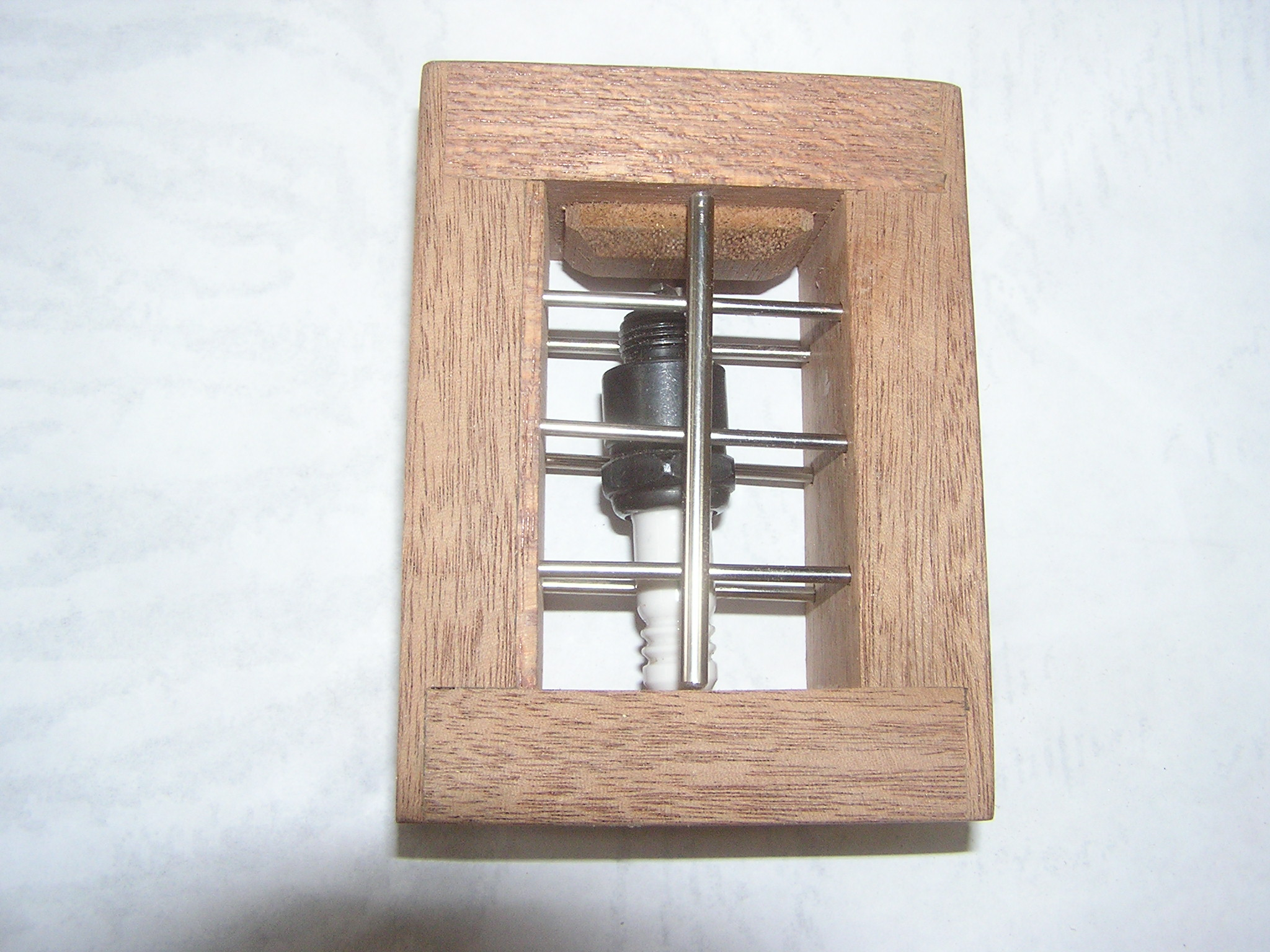 Spark Plug Puzzle