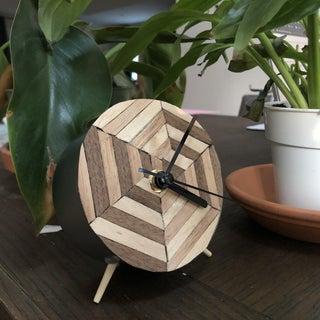 Funky Modern Tuna Can Clock