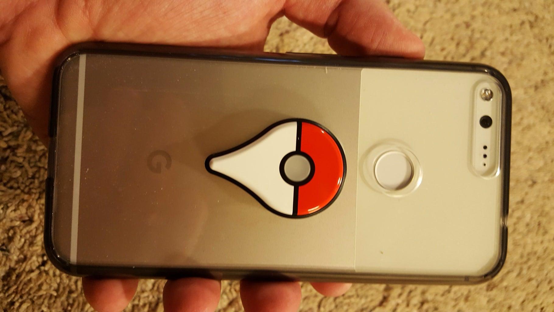 Pokemon GO Plus Phone Case