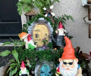 Enchanted Gnome & Fairy Garden