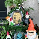 Enchanted Gnome & Fairy Garden