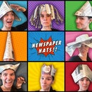 8 Simple Newspaper Hat Tutorials