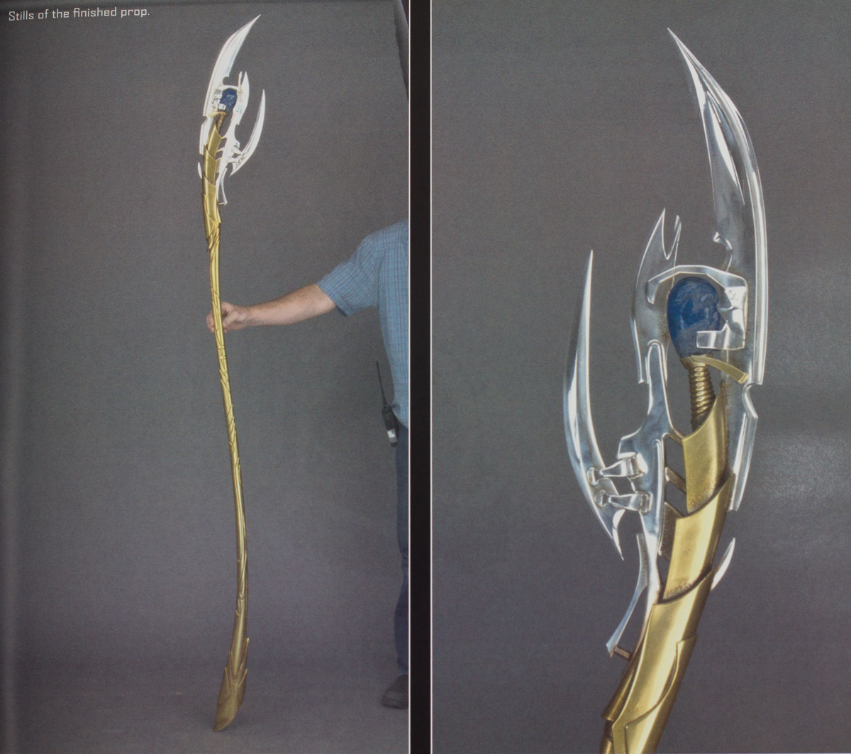 Making Loki's Sceptor / Staff from the Avengers