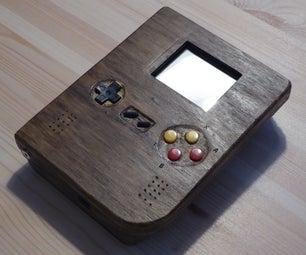 Portable Game Emulator