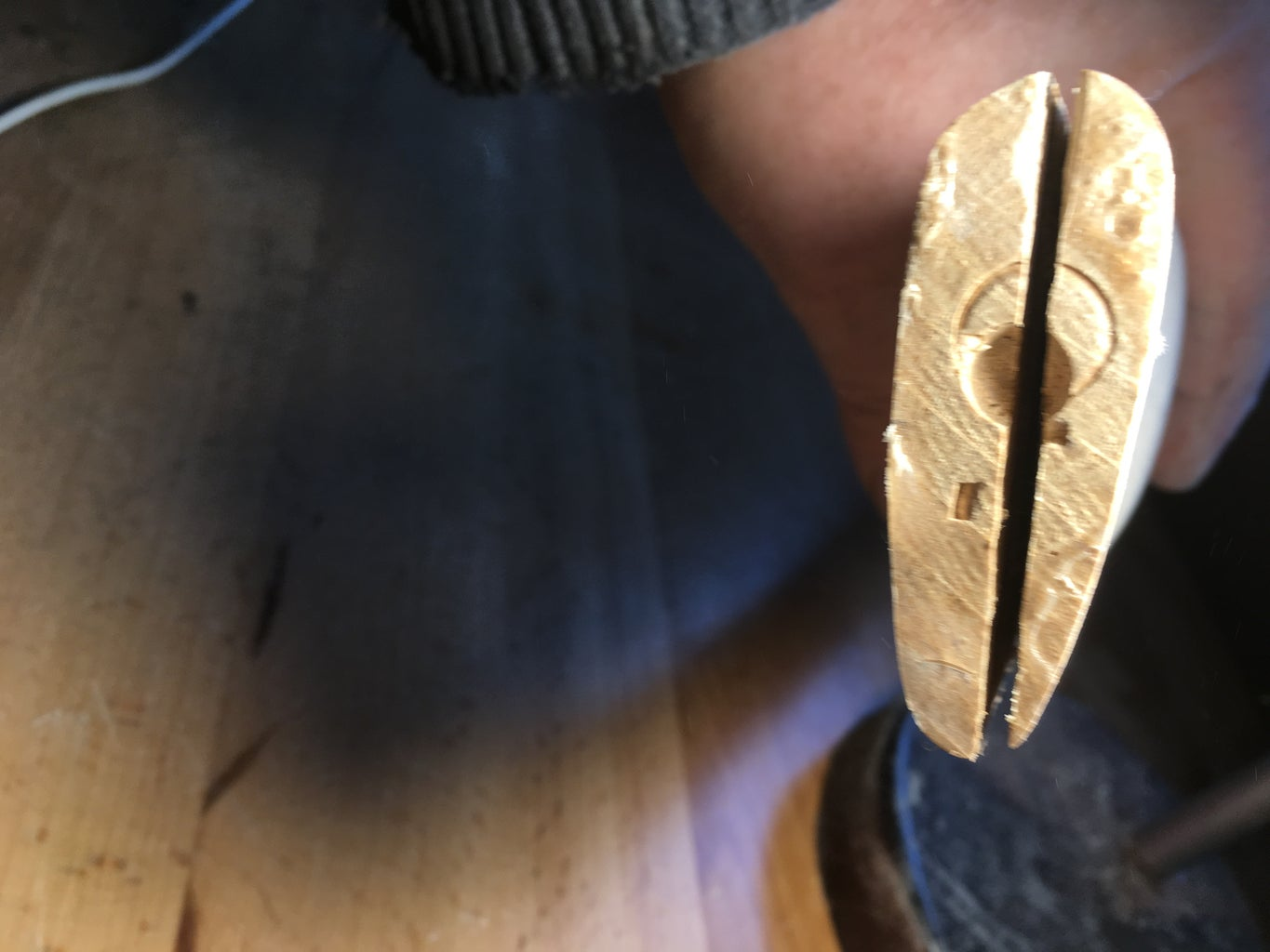 Planning the Handle