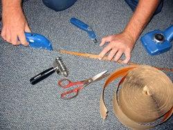 Repair Cigarette Burns on Carpet