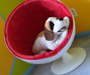 Eero Ball Dog Bed/Chair