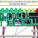 LM3915 DIY KIT Audio Sound LED VU Level Meter V3.0 Custom PCB