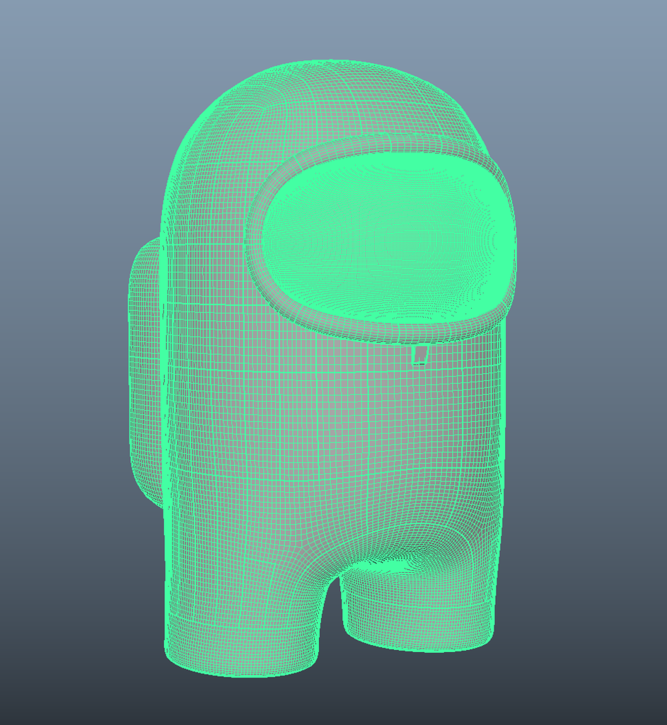 Make the 3d Model