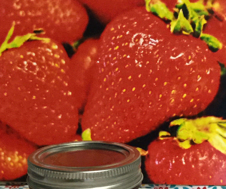 Strawberry Habanero Jam