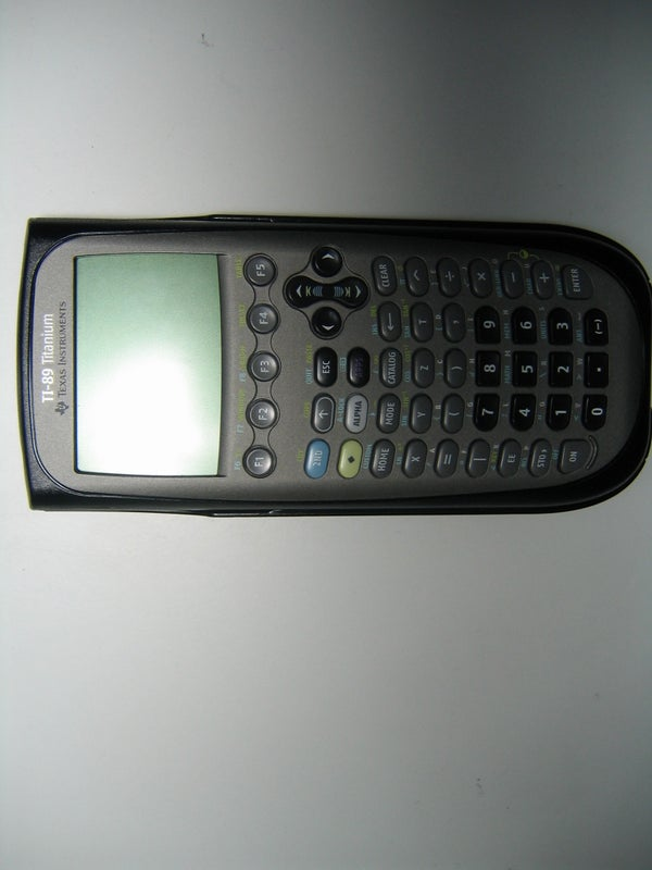 The Graphing Calculator Survival Guide
