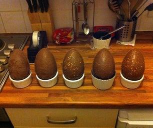 Easter Egg Moulding!