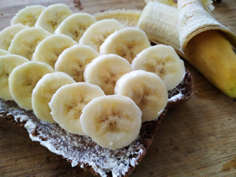 Banana Chocolate Sandwich
