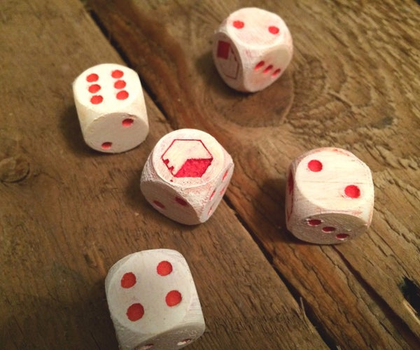 Create Custom 3D Printable Dice
