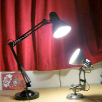 DIY Pixar Baby Lamp