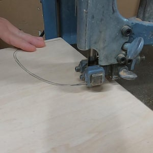Make Wooden Support Pieces - Part A