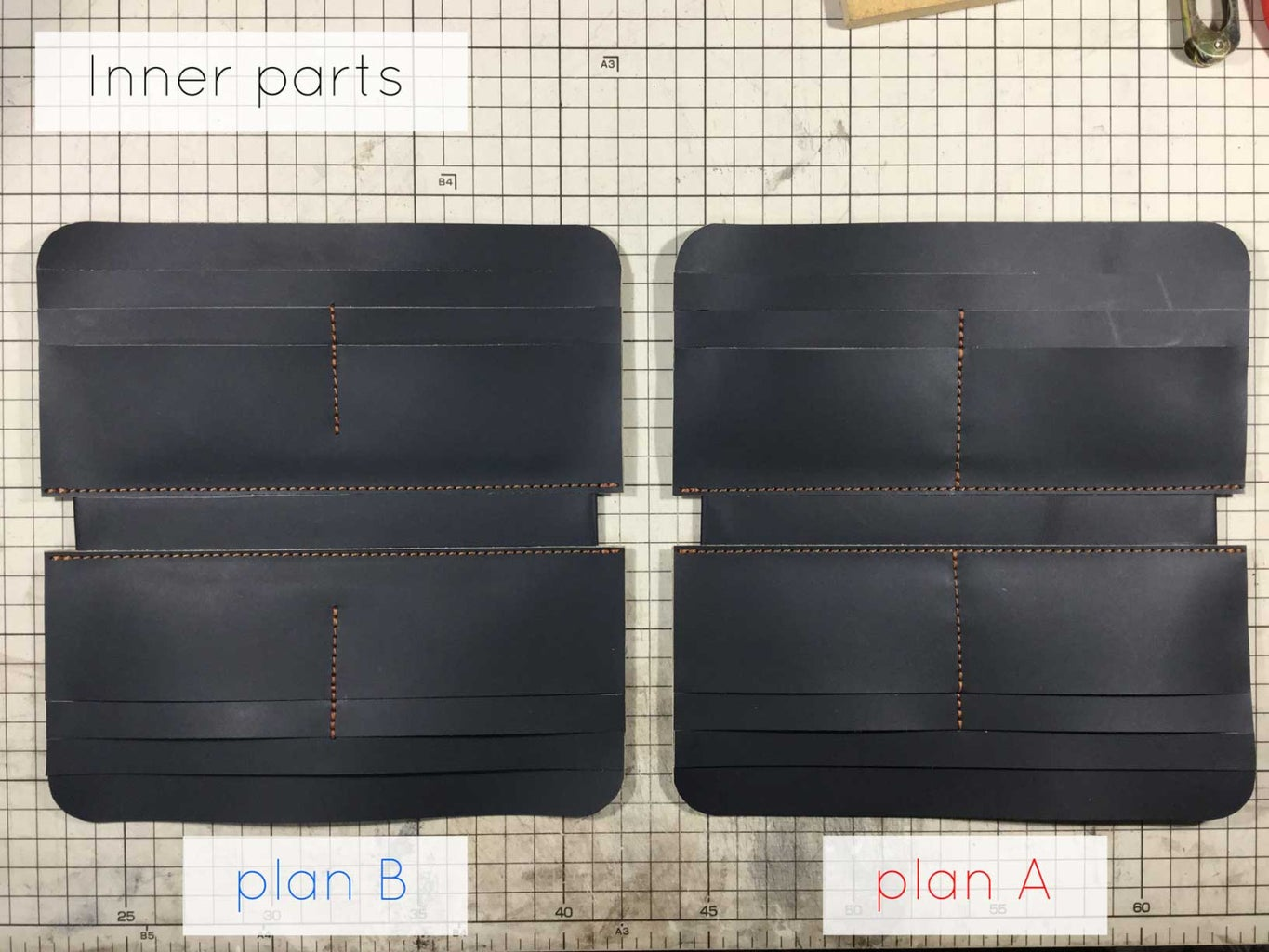 Inner Parts Assembly PlanB