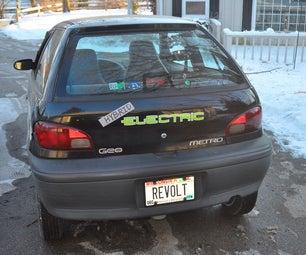 DIY Plug-In Hybrid Car