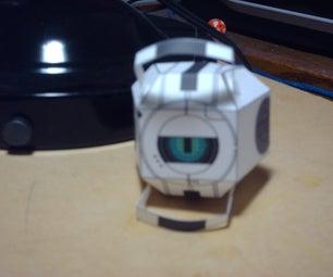 Cubeecraft Rick (Adventure Sphere)