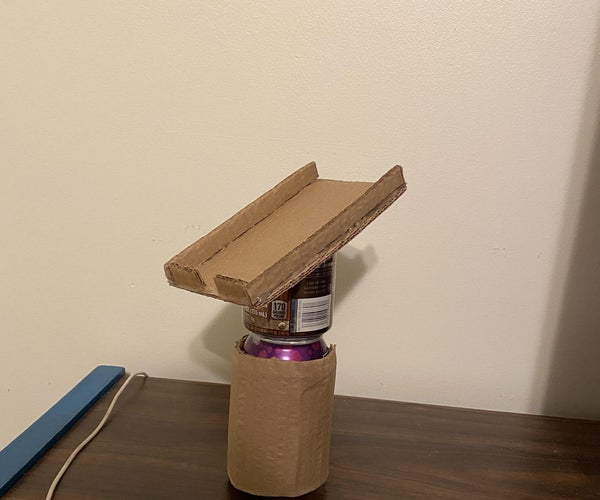 Recycled  Phone Stand