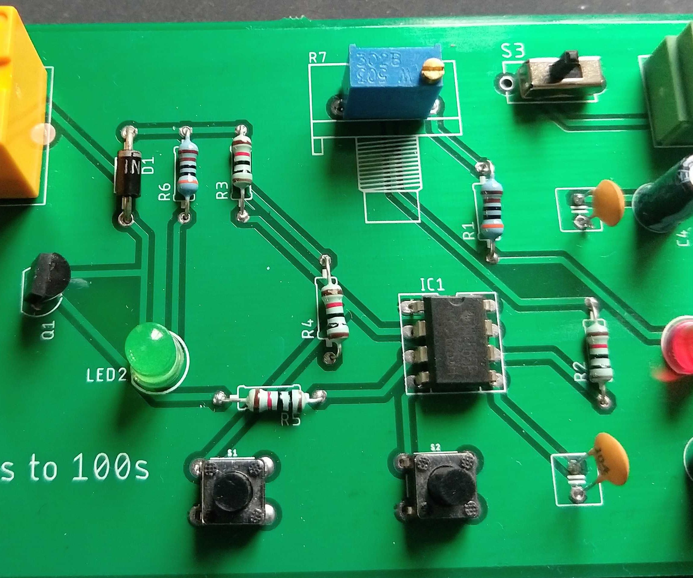 555 Adjustable Timer (Part-2)