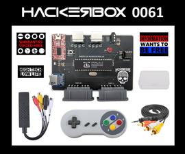 HackerBox 0061: Props