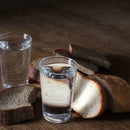 Vodka From Stale Bread & Crusts