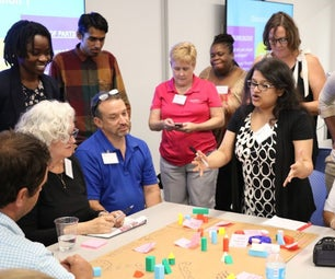 Teacher Professional Development: Design Thinking for Schools