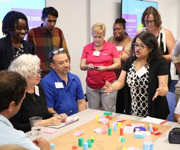 Teacher Professional Development: Design Thinking for Schools
