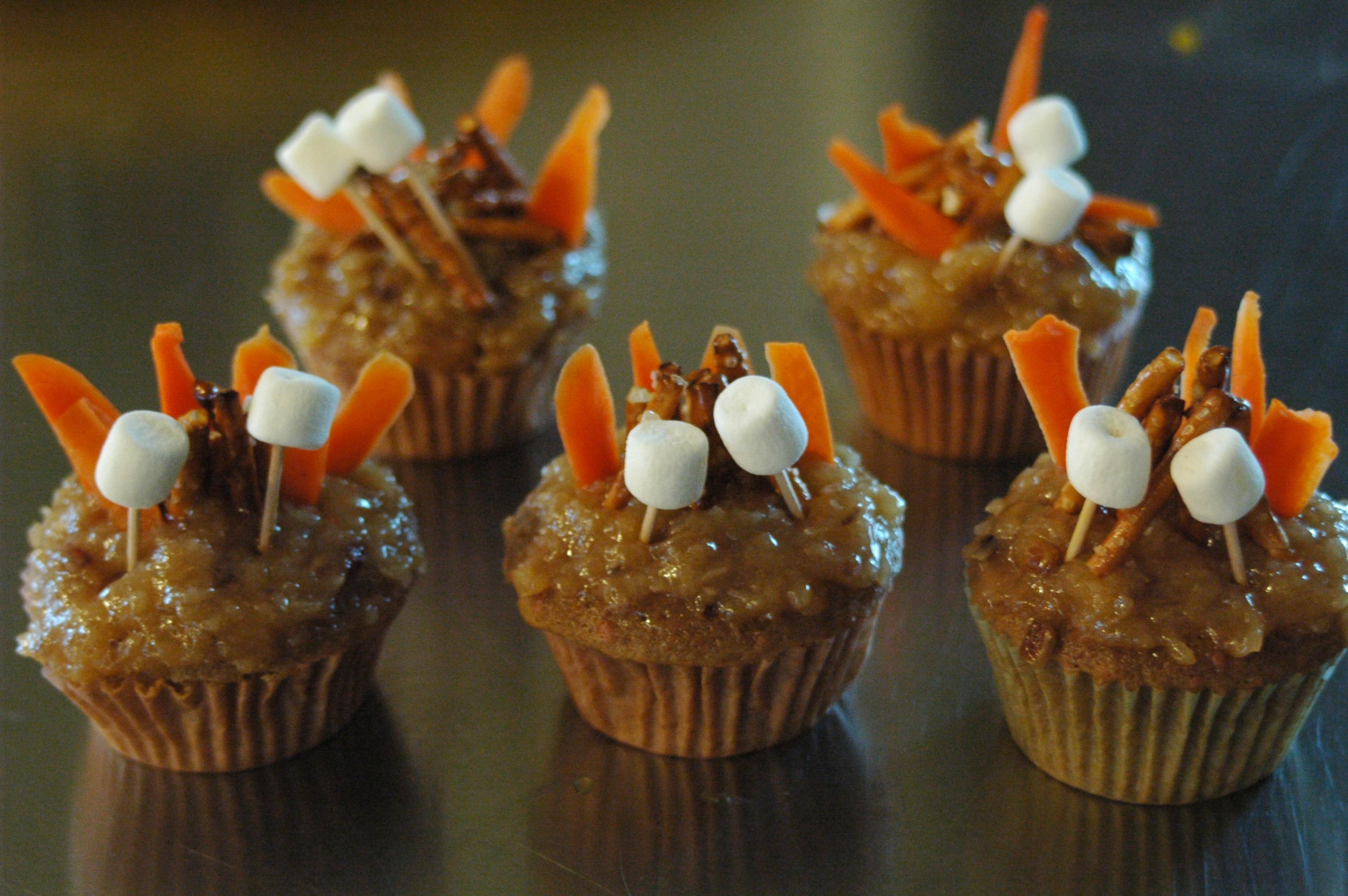 Carrot Cake Campfires!!!!!!!!!!!!!!!!!