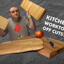 Turn Worktop Off Cuts Into Cutting Boards!