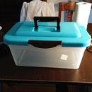 solar camping box