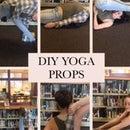 DIY Yoga Props